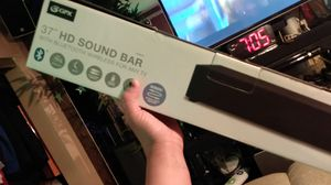 """GPX 37""""HD Sound Bar for Sale in Spring Valley, CA"""