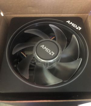AMD Wraith Prism CPU Cooler for Sale in Brentwood, CA