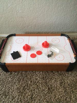 Mini Air Hockey Table for Sale in San Diego, CA