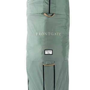 NEW! FRONTGATE Christmas Tree Storage Bag with Rolling Stand in Box for Sale in Delray Beach, FL