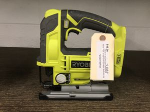 Ryobi P524 Jigsaw Tool Only 18v for Sale in OH, US