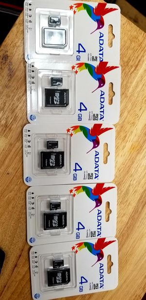 4g memory card for Sale in Houston, TX