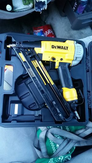Dewalt nailgun for Sale in Seattle, WA