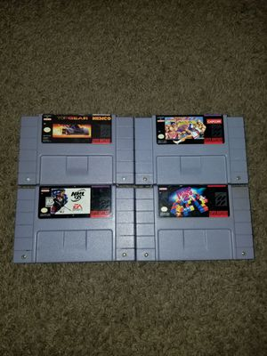 Snes games for Sale in Cleveland, OH