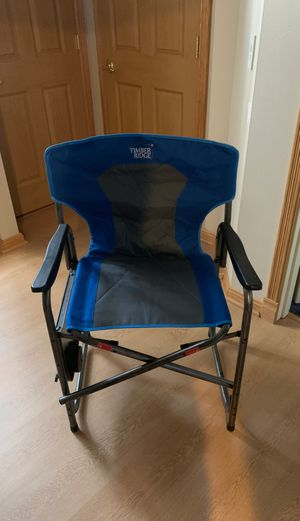 Brand new camping chair for Sale in Snohomish, WA