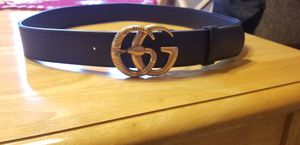 Gucci double GG with snake belt for Sale in Oak Lawn, IL