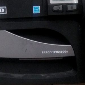 Fargo DTC4500e double sided printer for Sale in Los Angeles, CA
