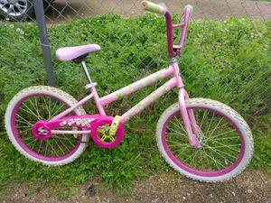 "20"" girls pink bike for Sale in Nashville, TN"