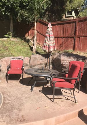 Patio furniture for Sale in Riverside, CA