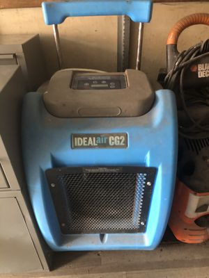 Ideal air cg2 humidifier for Sale in Bellflower, CA