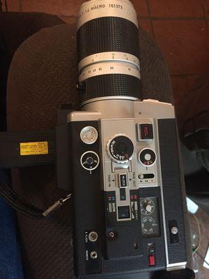 Canon 1014 auto zoom electric video camera for Sale in Lawton, OK