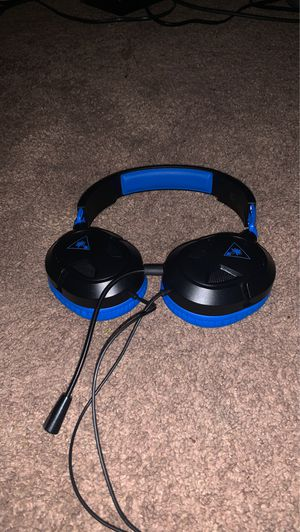 Turtle Beach PS4 headset for Sale in Washington, DC