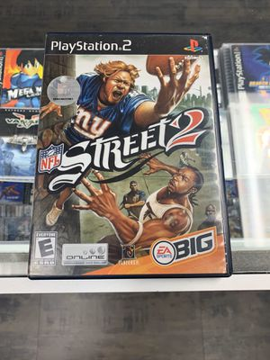 NFL street 2 $30 Gamehogs 11am-7pm for Sale in East Los Angeles, CA