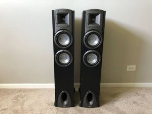 Klipsch Synergy F-2 Home Tower Speakers for Sale in Mount Prospect, IL