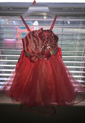Pageant bridal dress for kids for Sale in Cedar Hill, TX