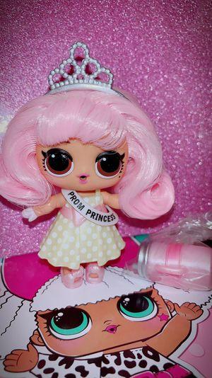 LOL Surprise Prom Princess Hairgoals NEW for Sale in Miami, FL