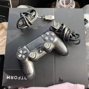 Ps4 Sell or trade for Xbox one s or x for Sale in Las Vegas, NV