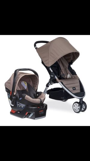 Britax combo for Sale in Austin, TX