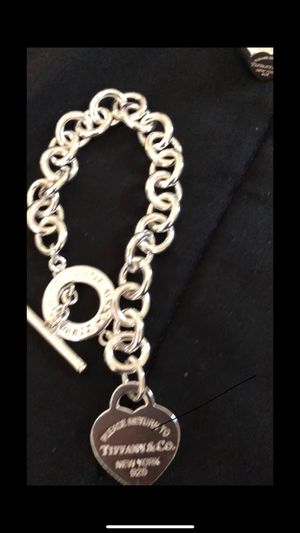 Tiffany necklace and bracelet for Sale in Indianapolis, IN
