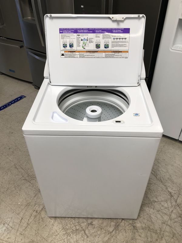 Whirlpool Washer With Agitator >> Whirlpool High Efficiency Top Load Washer With Agitator For Sale In