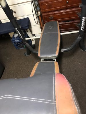 WEIGHT BENCH MARCY for Sale in East Los Angeles, CA