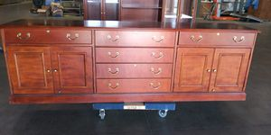 Office furniture... Top & bottom.... 600 dlls for Sale in San Diego, CA