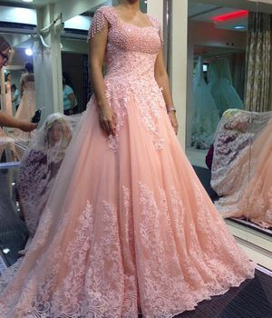 Stunning quinceanera/Sweet Sixteen/prom dress. Handmade by skilled seamstresses in Turkey. for Sale in Hoboken, NJ