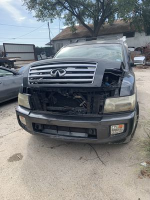 2004 Infinity QX56 for Parts for Sale in Dallas, TX