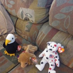 3 TY BEANIE BABIES for Sale in Ontario, CA