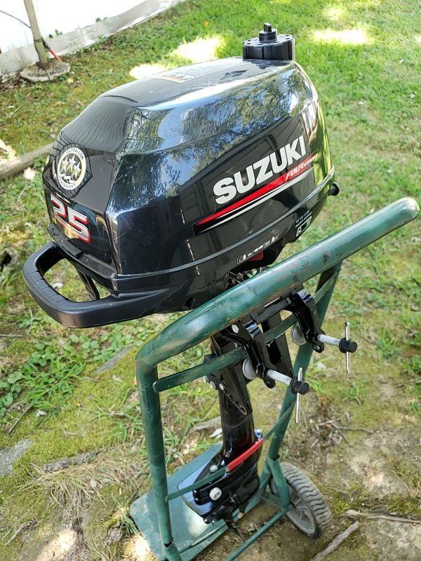 2.5 hp suzuki outboard
