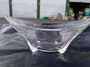 Vintage glass bowl for Sale in Lodi, CA
