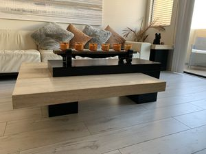 Selling coffee table and side table for Sale in Los Angeles, CA