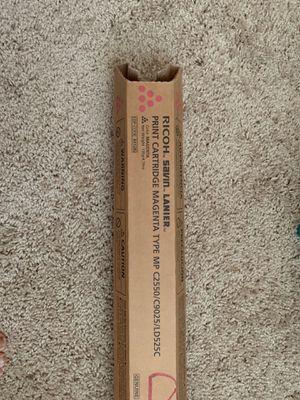 Ricoh Printer Cartridge (Magenta) for Sale in Brandon, FL