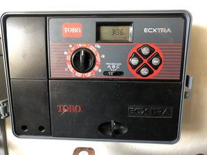 Toro ECXTRA 12 Zone Sprinkler Controller with Time Pod for Sale in Gilbert, AZ