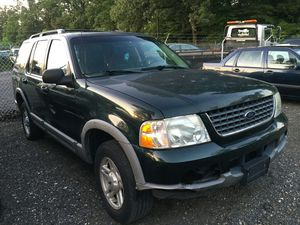 2002 Ford Explorer XLT for Sale in Silver Spring, MD