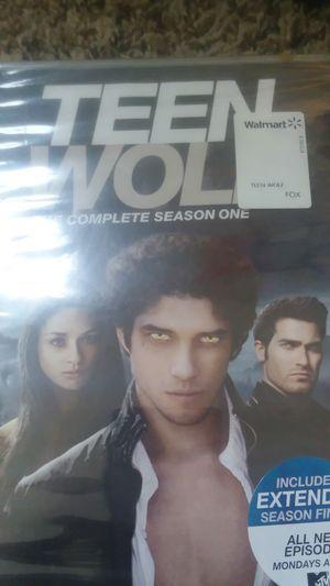 Teen wolf season one for Sale in Traverse City, MI