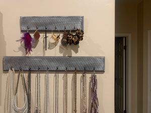 Handmade necklace holder for Sale in Bakersfield, CA