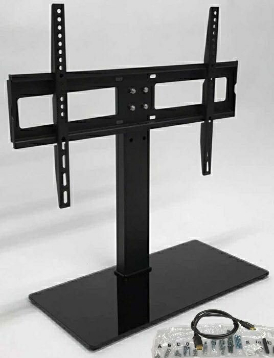New in box 30 to 60 inches tv television stand replacement 120 lbs capacity dresser table tv stand tv mount soporte de tv,