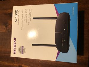 NETGEAR AC1000 Dual Band Router for Sale in Dallas, TX