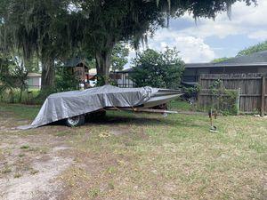 Bass boat Hull for Sale in Wahneta, FL