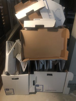 Free moving boxes for Sale in Naperville, IL