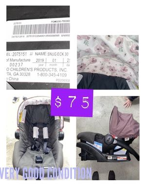 Graco Infant Car seat for Sale in Eastanollee, GA