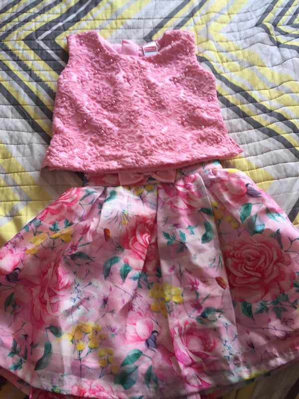 New 2-3 y old cotton frocks and skirts