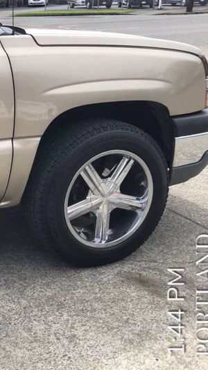 "20"" rims for Sale in Portland, OR"