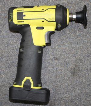 Snap on CTPP761HAV polisher/sander w/battery for Sale in New York, NY