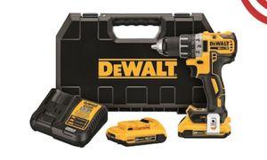 "Dewalt XR20 Volt Max 1/2"" Brushless Cordless Drill for Sale in Phoenix, AZ"