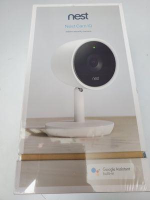 Nest Cam IQ indoor Security Camera for Sale in Albuquerque, NM