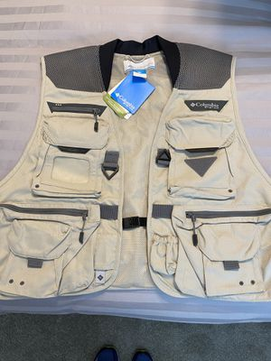 NWT Fly Fishing Vest for Sale in Denver, CO