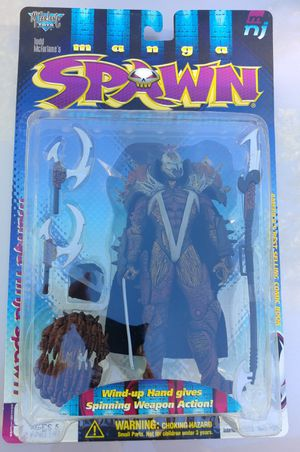 SPAWN - COLLECTIBLE ACTION FIGURE (LOT OF 26) OR INDIVIDUAL SALE - ALL NEW IN BOXES!!! for Sale in Tempe, AZ