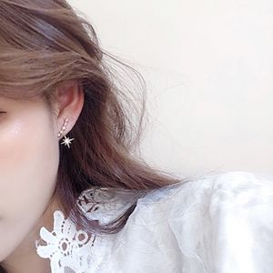 Northern Star Diamond Stud Earrings for Sale in Anaheim, CA